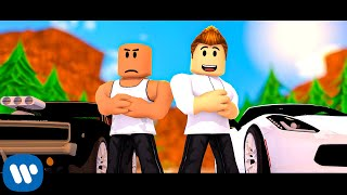 Wiz Khalifa - See You Again ft. Charlie Puth [Official Roblox Video] Furious 7 Soundtrack