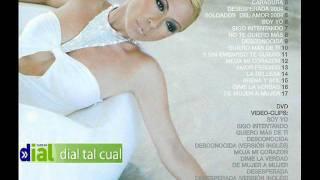 Presentación de Lo mejor de Marta Sánchez en Dial Tal Cual (Cadena Dial) 20/11/2004 parte 1