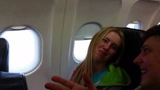 Вылет самолет