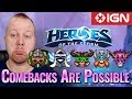 6.5/10 Proof that Comebacks Are Possible - Heroes of the Storm