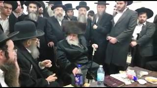 Viznitzer Rebbe Menachem Avel the Auerbach Family - Adar 5778