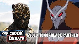 Evolution of Killmonger in All Media in 5 Minutes (2019)