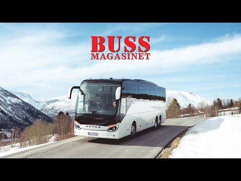 Gutta På Busstur - SØR-NORGE RUNDT I Setra 516 HD - Del 2