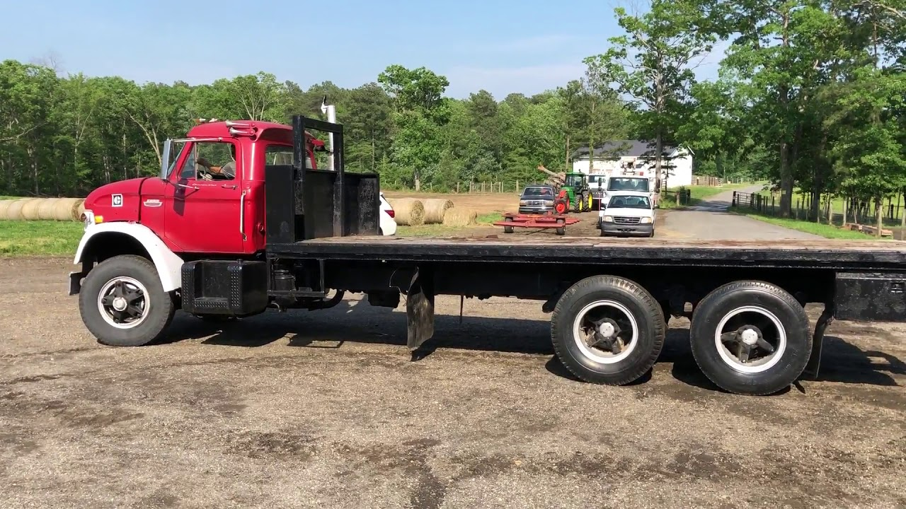 1970 Ford F850 For Sale Youtube