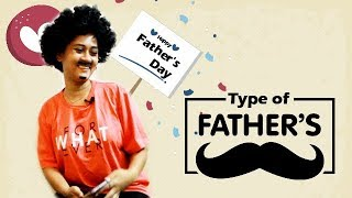 Types of Father's | Father's Day Special | Funny Video | Phancy Drama