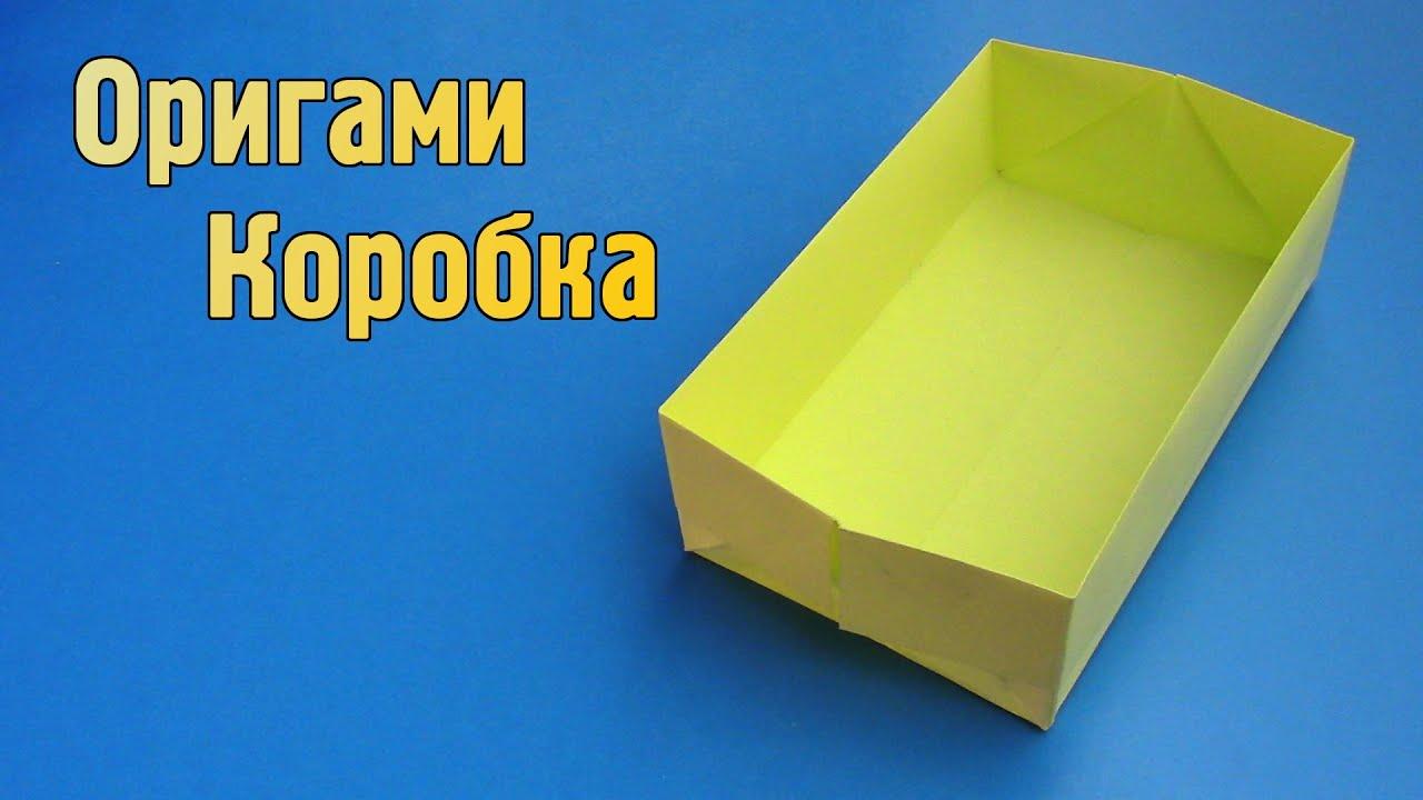 Коробка для бумаги а4 своими руками