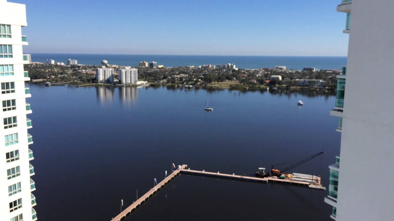 daytona beach modern luxury penthouse 25th floor for sale ocean