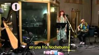 Florence and The Machine ft. Billy Bragg - Fairytale Of New York [Subtitulada en español]