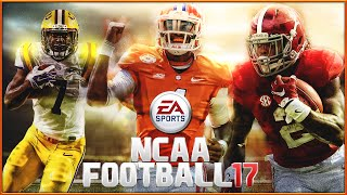 It's been awhile since we saw the last ncaa game from ea — a full two years, with having released in 2013 as football but coll...