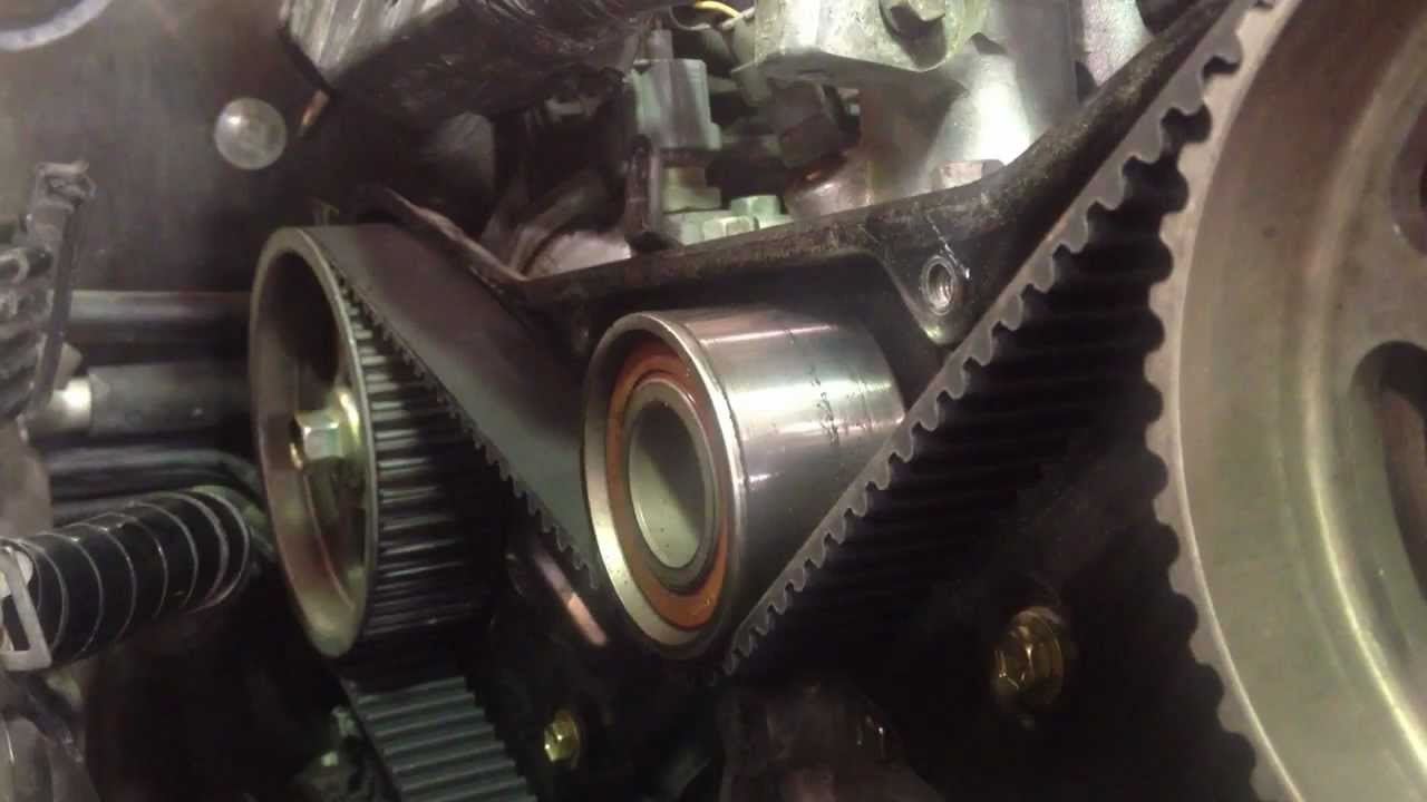 medium resolution of toyota 3 0 startup after timing belt replacement