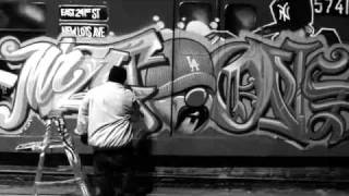 Mister Cartoon, King Cope 2, Jee...Bronx, New York 2011