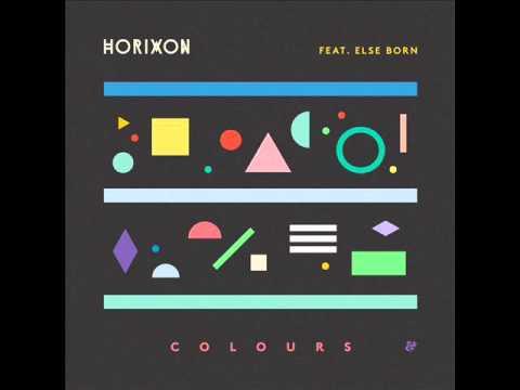 Horixon feat. Else Born - Colours (Illyus & Barrientos Remix)