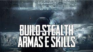 Payday 2: Stealth Mastermind - Build + Armas + Dicas pt-br
