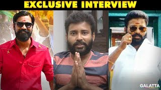 I'm not part of Vada Chennai - Dinesh | Ul Kuthu | Galatta Exclusive