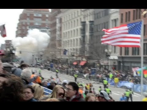 Explosions at the 2013 Boston Marathon