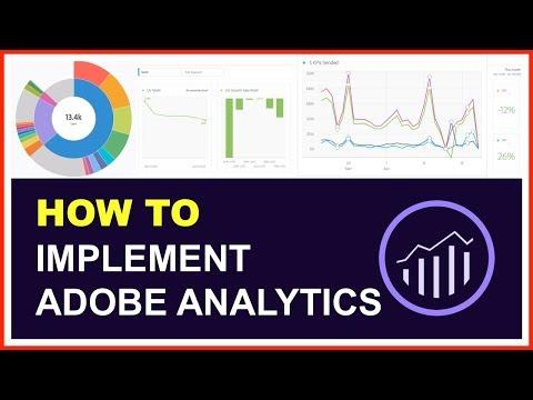 Adobe Analytics Implementation 2018