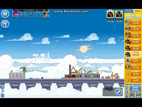 Angry Birds Friends/ Ancient Greece tournament, week 297/1, level 1