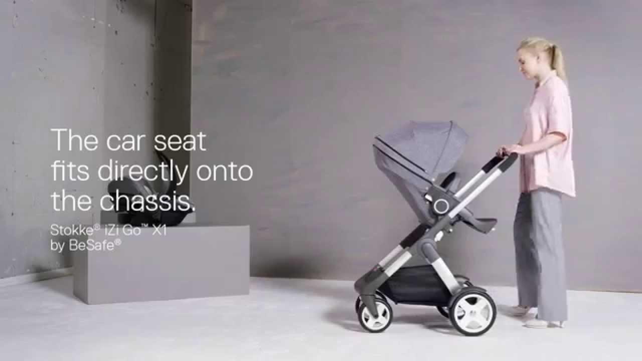 Stokke Crusi Stroller Baby Mode Australia