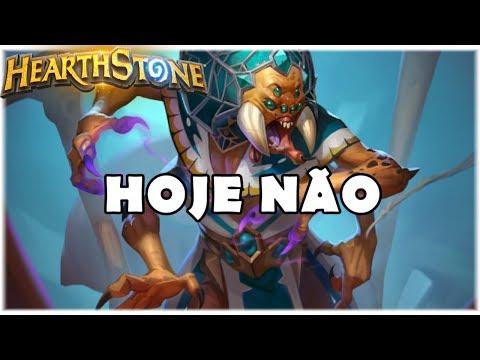 HEARTHSTONE - HOJE NÃO! (STANDARD ZOO WARLOCK)
