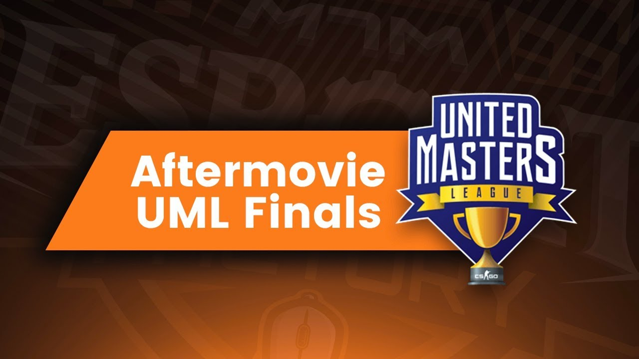 Aftermovie United Masters League Finals