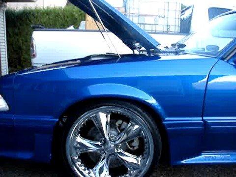 Fox Body Wheels >> mustang - YouTube