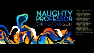 Naughty Professor @ Asheville Music Hall 3-30-2017