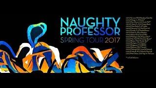 Naughty Professor @ Asheville Music Hall 3-30-2017