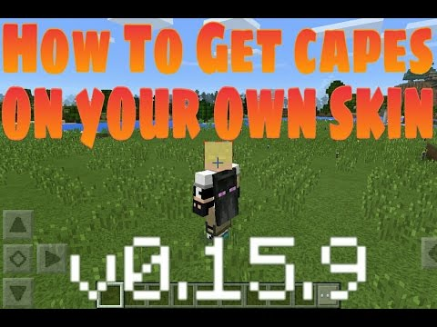 how to download your own skin on minecraft pe