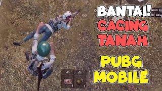 BASMI CACING GAMING! AUTO NGAKAK! - PUBG Mobile INDONESIA