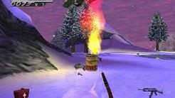 Der Morgen Stirbt Nie (PS1) - Mission 1 - Bond trifft einen Baum mit Skis