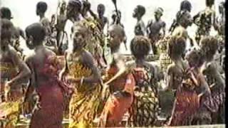 (Cote-D'ivoire) Nigui Saff K dance -- Dr Pitté