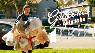Groceries Only Take One Trip | Extremely Decent