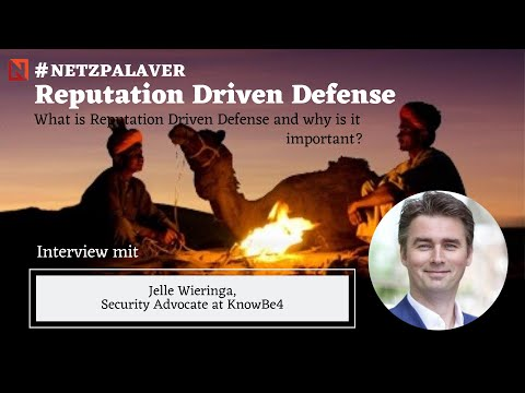 Interview with KnowBe4 - Reputation Driven Defense