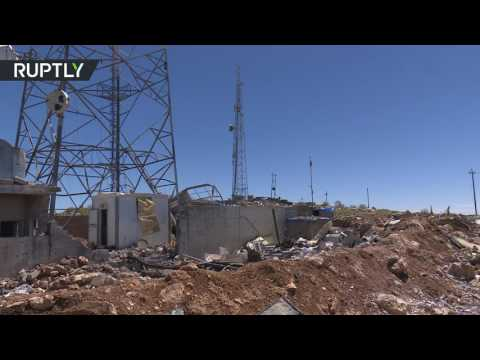 RAW: Aftermath of Turkish airstrikes on Kurdish-held areas in Iraq