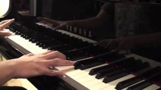 left 4 dead 2 intro piano cover