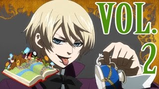 Convention Story Time Vol 2. Alois Trancy Licked My Face