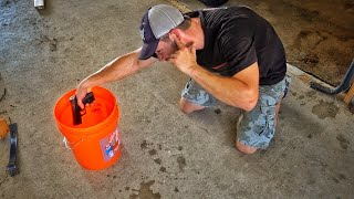 Firing A Pistol Submerged In Gasoline... thumbnail