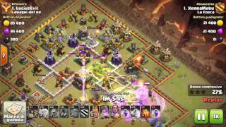 Clash of Clans - 3 STELLE A TH11??? No problem, usavano mode???