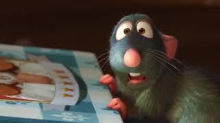 Ratatouille - Mouse Evacuation.