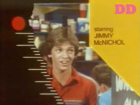 BBC Christmas 1980 ident and California Fever