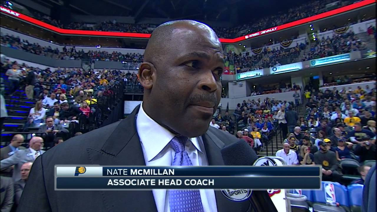 Halfcourt Interview with Pacer s Associate Head Coach Nate