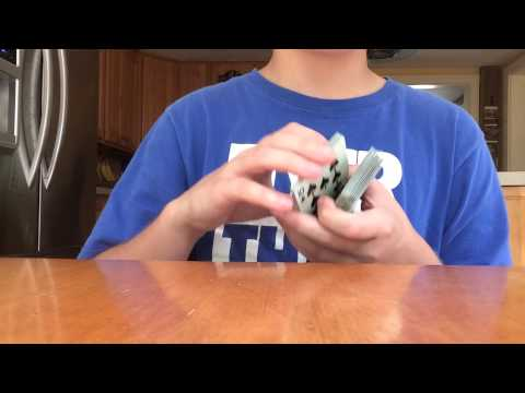 Mind Reading Card Trick Easy Self Working And No Setup