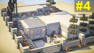 Minecraft Tutorial: Média Casa Moderna #4 YouTube