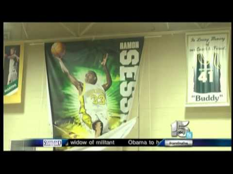 Ramon Sessions honored by Myrtle Beach