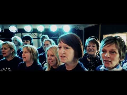 The Fishwives Choir  'When The Boat Comes In / Eternal Father'  OFFICIAL VIDEO