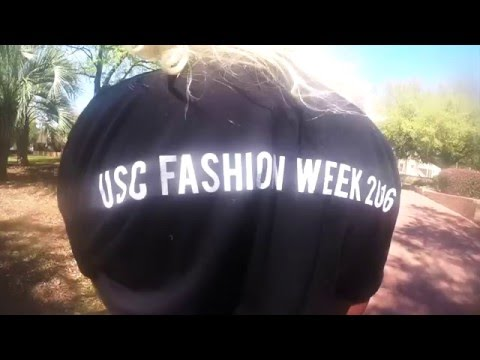 University of South Carolina Fashion Week 2016