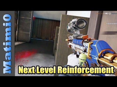 Next Level Reinforcement - Rainbow Six Siege