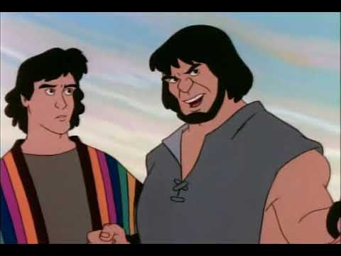 Download The Bible Story of Joseph the Dreamer (Animation)