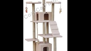 Award Winning Cat Tree Plans Reviews