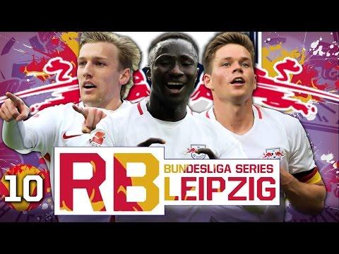FIFA 17 Career Mode: RB Leipzig #10 - DFB-Pokal Quarter Final